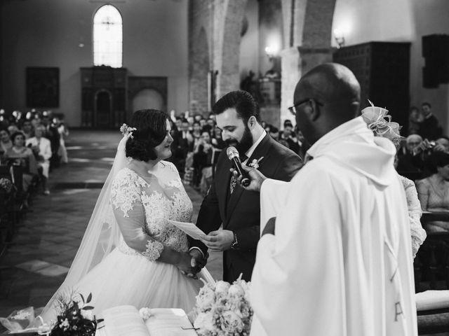 La boda de Rafa y Alba en Almodovar Del Campo, Ciudad Real 39