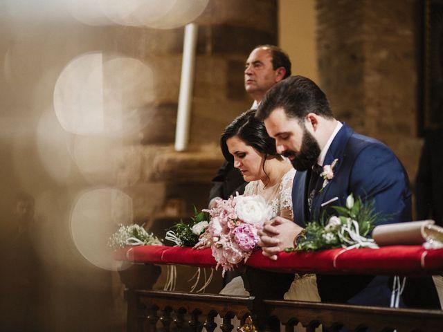 La boda de Rafa y Alba en Almodovar Del Campo, Ciudad Real 42