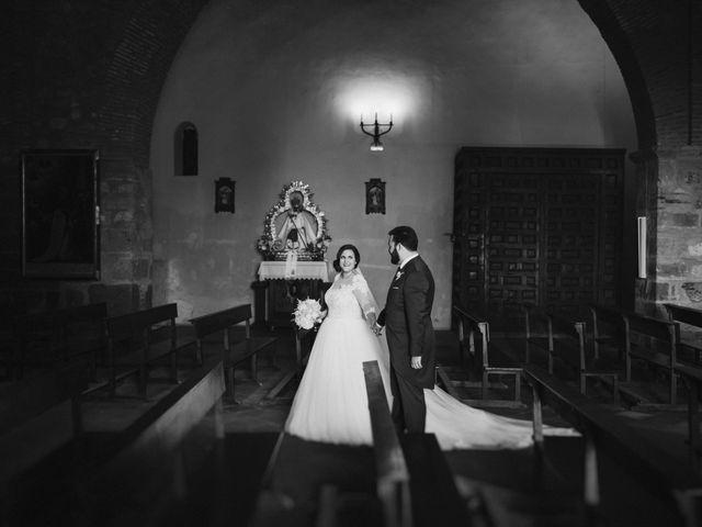 La boda de Rafa y Alba en Almodovar Del Campo, Ciudad Real 44
