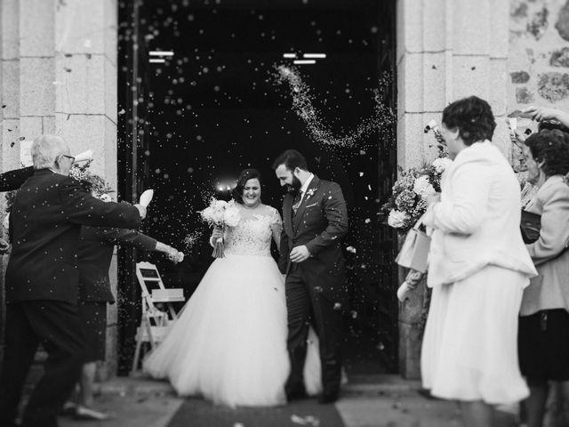 La boda de Rafa y Alba en Almodovar Del Campo, Ciudad Real 45