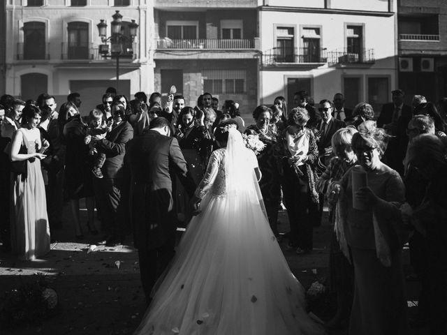 La boda de Rafa y Alba en Almodovar Del Campo, Ciudad Real 47