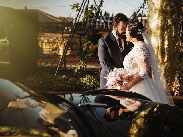 La boda de Rafa y Alba en Almodovar Del Campo, Ciudad Real 49
