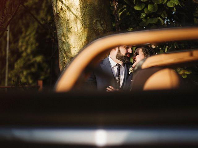 La boda de Rafa y Alba en Almodovar Del Campo, Ciudad Real 52