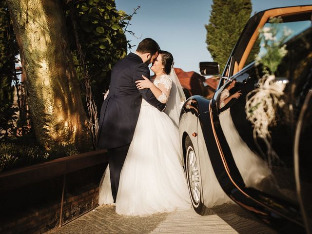 La boda de Rafa y Alba en Almodovar Del Campo, Ciudad Real 53