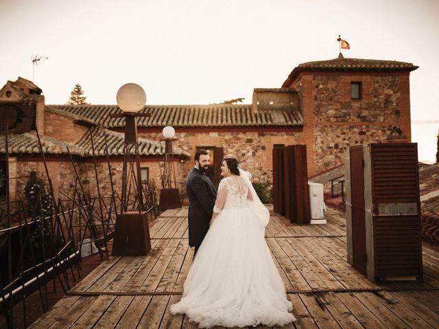 La boda de Rafa y Alba en Almodovar Del Campo, Ciudad Real 58