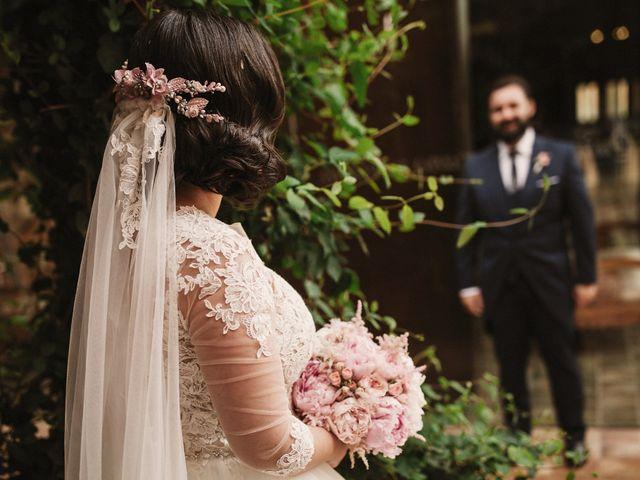 La boda de Rafa y Alba en Almodovar Del Campo, Ciudad Real 61