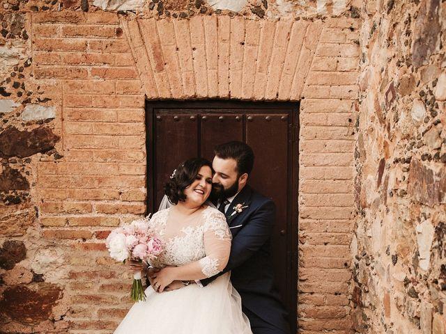 La boda de Rafa y Alba en Almodovar Del Campo, Ciudad Real 62