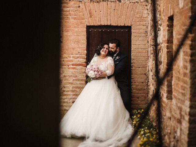La boda de Rafa y Alba en Almodovar Del Campo, Ciudad Real 63