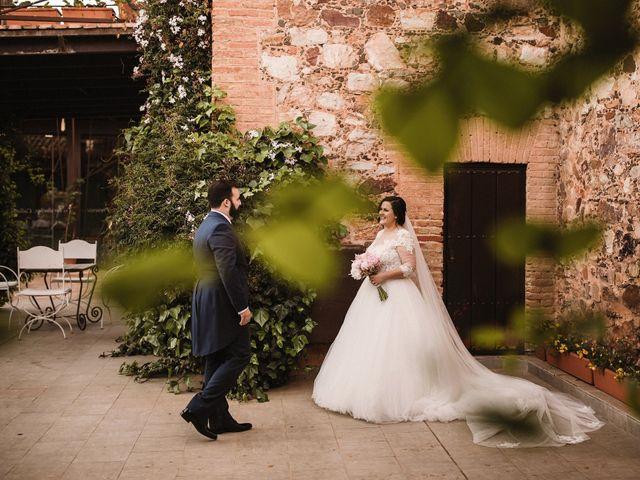 La boda de Rafa y Alba en Almodovar Del Campo, Ciudad Real 64