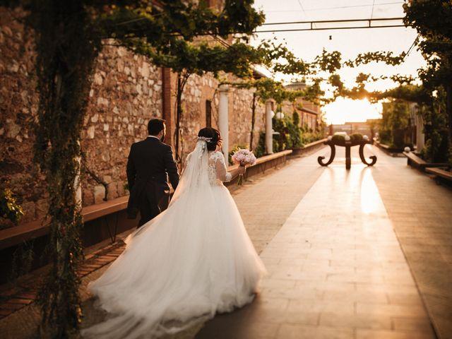 La boda de Rafa y Alba en Almodovar Del Campo, Ciudad Real 65