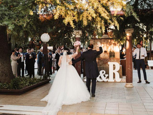 La boda de Rafa y Alba en Almodovar Del Campo, Ciudad Real 66