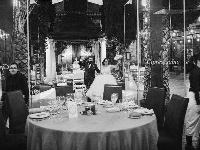 La boda de Rafa y Alba en Almodovar Del Campo, Ciudad Real 72