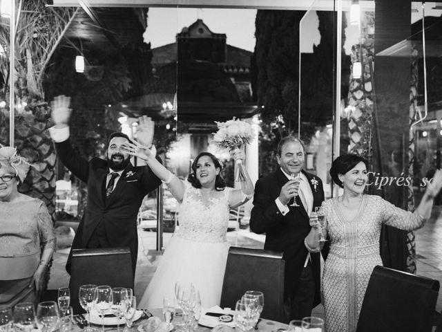 La boda de Rafa y Alba en Almodovar Del Campo, Ciudad Real 73