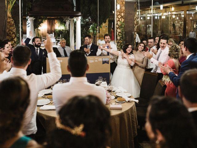 La boda de Rafa y Alba en Almodovar Del Campo, Ciudad Real 74