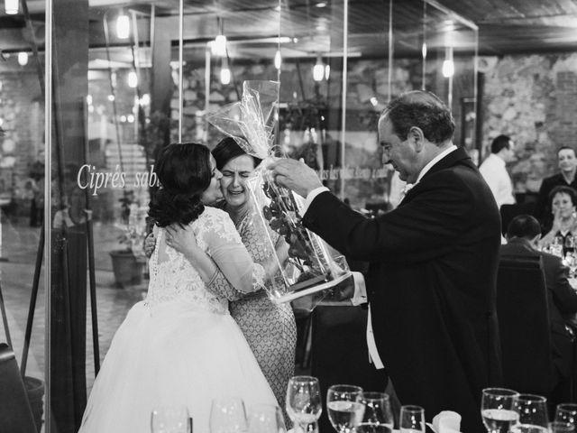 La boda de Rafa y Alba en Almodovar Del Campo, Ciudad Real 75