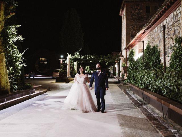 La boda de Rafa y Alba en Almodovar Del Campo, Ciudad Real 83