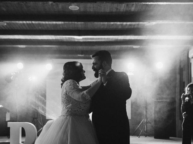 La boda de Rafa y Alba en Almodovar Del Campo, Ciudad Real 86
