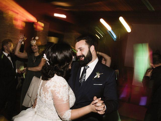 La boda de Rafa y Alba en Almodovar Del Campo, Ciudad Real 87