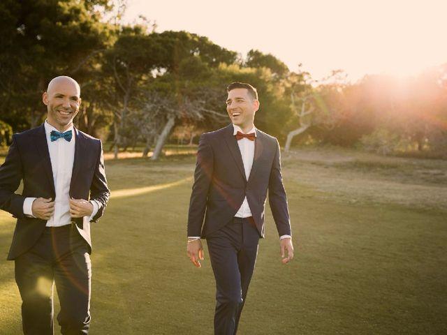 La boda de JuanJe y Pablo