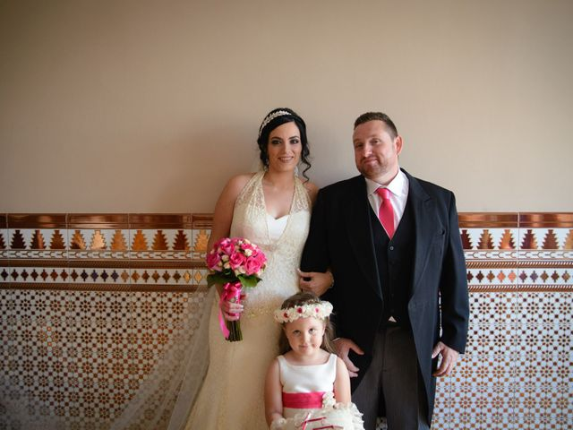 La boda de Emilio  y Wendy en San Jose De La Rinconada, Sevilla 19