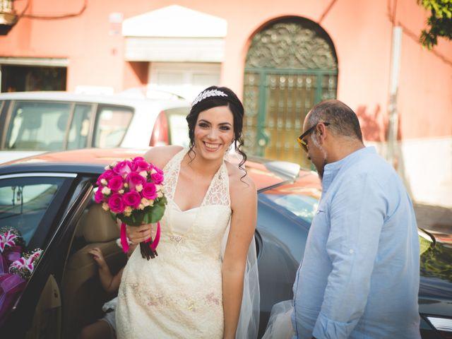 La boda de Emilio  y Wendy en San Jose De La Rinconada, Sevilla 23
