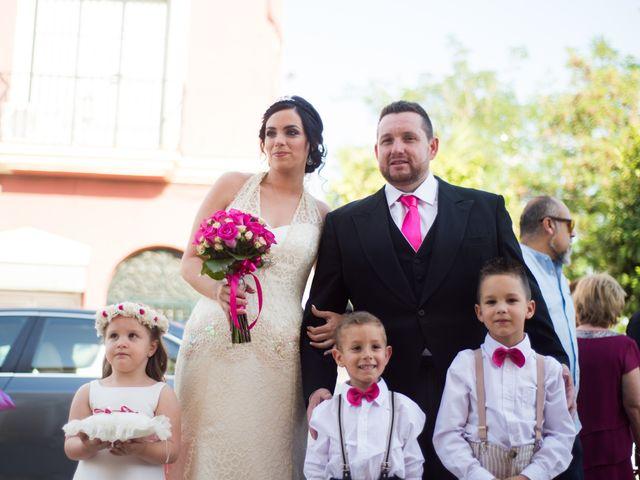 La boda de Emilio  y Wendy en San Jose De La Rinconada, Sevilla 24
