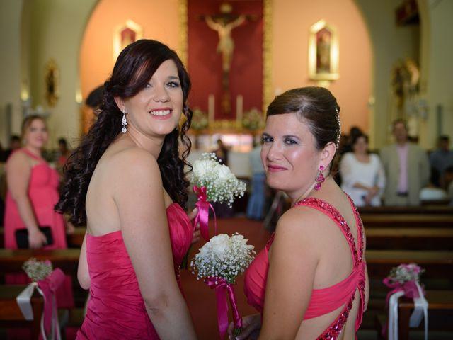 La boda de Emilio  y Wendy en San Jose De La Rinconada, Sevilla 25