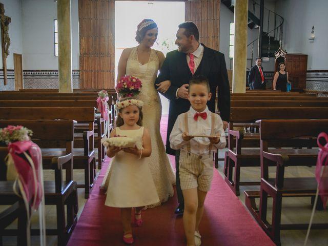 La boda de Emilio  y Wendy en San Jose De La Rinconada, Sevilla 27