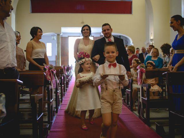La boda de Emilio  y Wendy en San Jose De La Rinconada, Sevilla 28