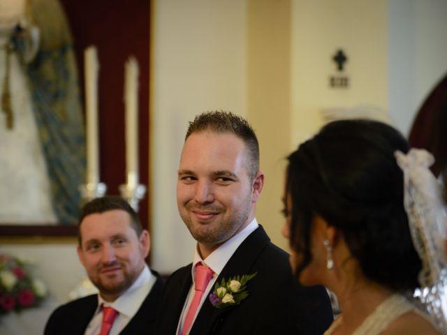 La boda de Emilio  y Wendy en San Jose De La Rinconada, Sevilla 30