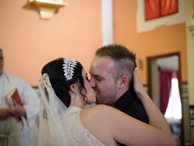 La boda de Emilio  y Wendy en San Jose De La Rinconada, Sevilla 31