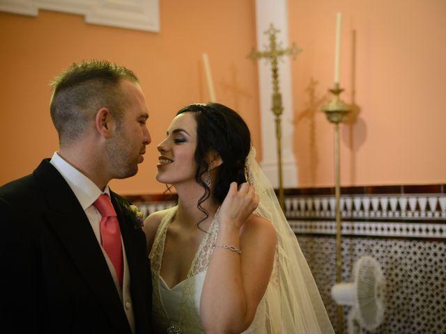 La boda de Emilio  y Wendy en San Jose De La Rinconada, Sevilla 34