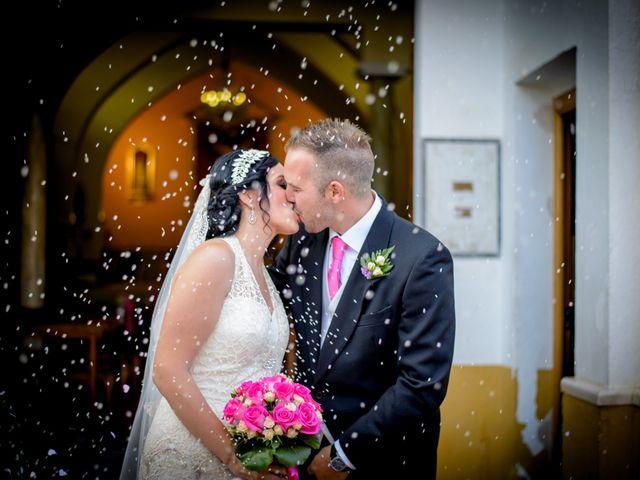 La boda de Emilio  y Wendy en San Jose De La Rinconada, Sevilla 36