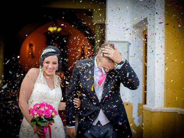 La boda de Emilio  y Wendy en San Jose De La Rinconada, Sevilla 37