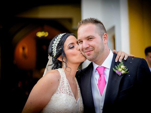 La boda de Emilio  y Wendy en San Jose De La Rinconada, Sevilla 38
