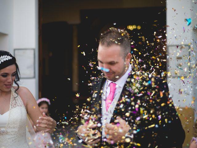 La boda de Emilio  y Wendy en San Jose De La Rinconada, Sevilla 40