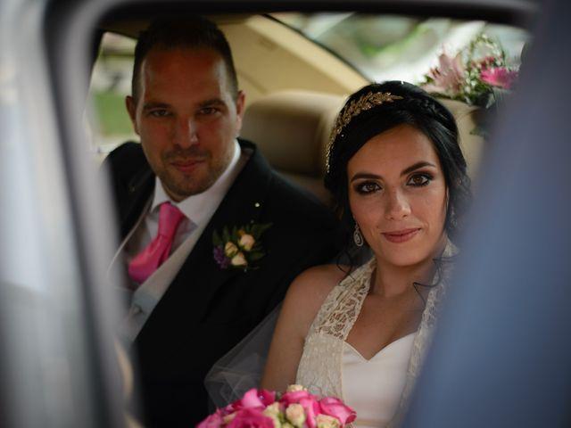 La boda de Emilio  y Wendy en San Jose De La Rinconada, Sevilla 41