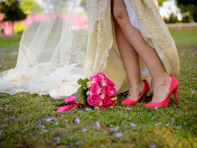 La boda de Emilio  y Wendy en San Jose De La Rinconada, Sevilla 43
