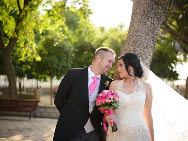 La boda de Emilio  y Wendy en San Jose De La Rinconada, Sevilla 44