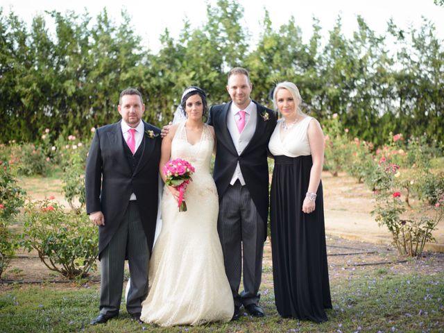 La boda de Emilio  y Wendy en San Jose De La Rinconada, Sevilla 45