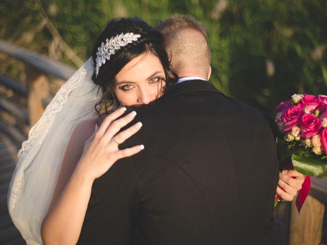 La boda de Emilio  y Wendy en San Jose De La Rinconada, Sevilla 2
