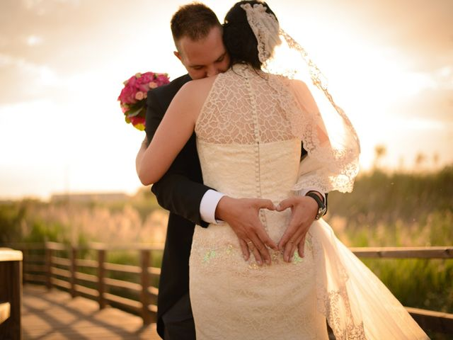 La boda de Emilio  y Wendy en San Jose De La Rinconada, Sevilla 57