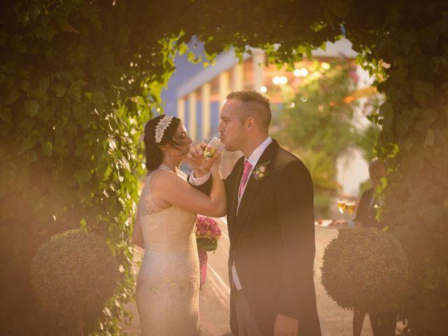 La boda de Emilio  y Wendy en San Jose De La Rinconada, Sevilla 67