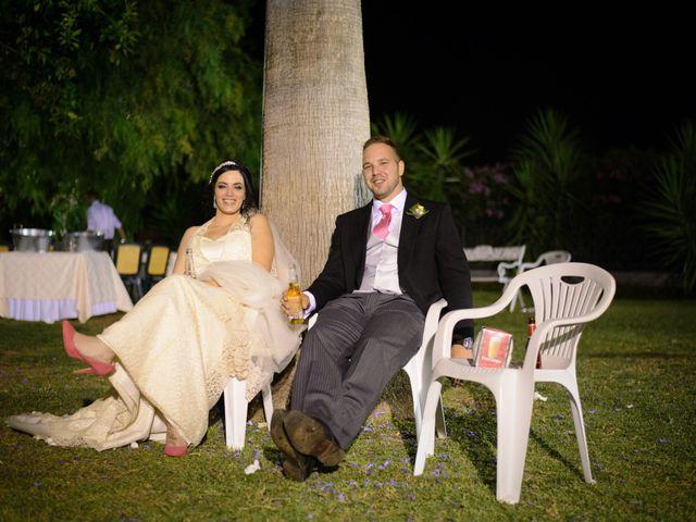 La boda de Emilio  y Wendy en San Jose De La Rinconada, Sevilla 70