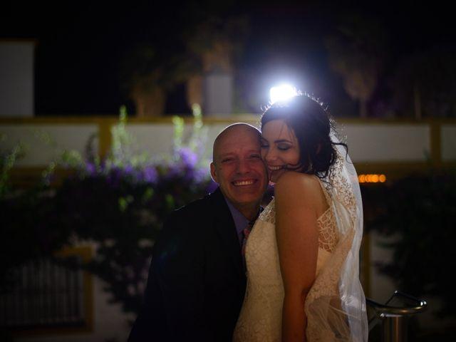 La boda de Emilio  y Wendy en San Jose De La Rinconada, Sevilla 71