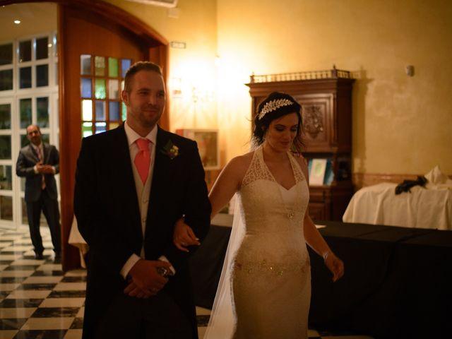 La boda de Emilio  y Wendy en San Jose De La Rinconada, Sevilla 73
