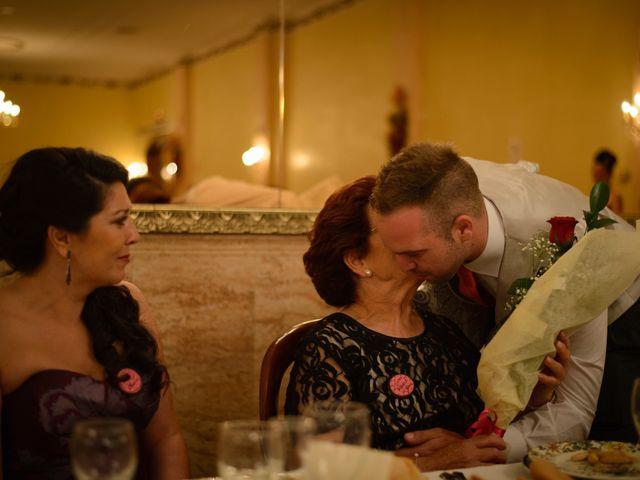 La boda de Emilio  y Wendy en San Jose De La Rinconada, Sevilla 80
