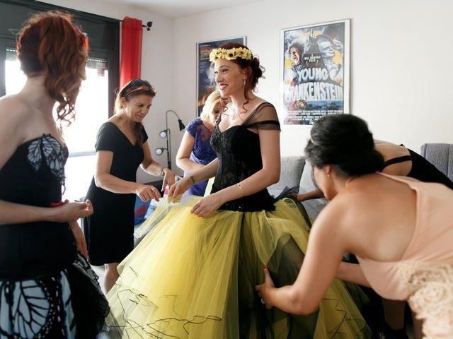 La boda de Carlos y Estefania en Sabadell, Barcelona 12