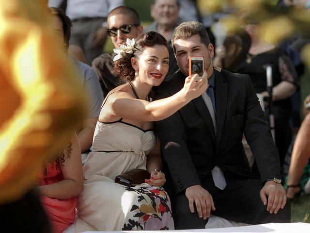 La boda de Carlos y Estefania en Sabadell, Barcelona 17