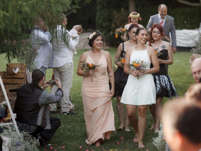 La boda de Carlos y Estefania en Sabadell, Barcelona 18